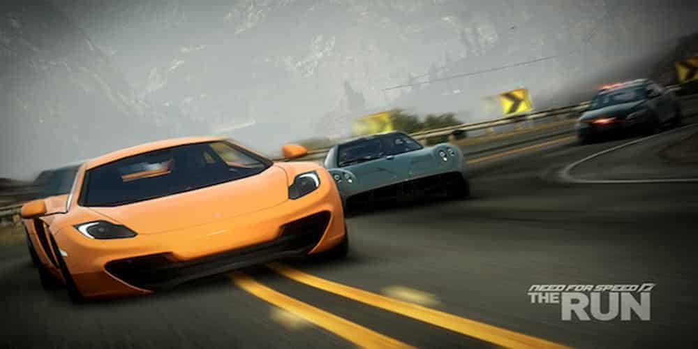 "Need For Speed: The Run ""On The Edge"" Trailer"