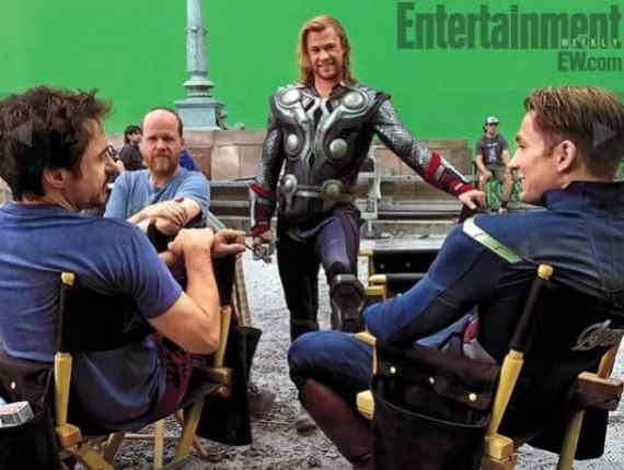 The Avengers New Pictures  3