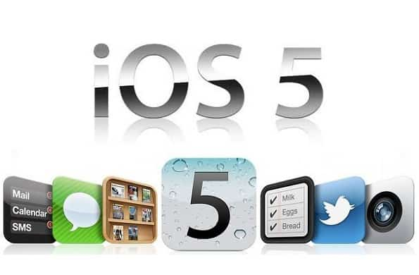 Apple iOS 5 Out Now
