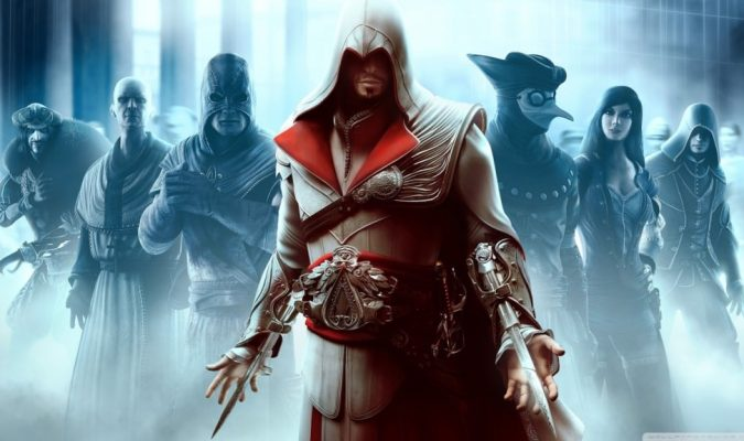 Sony Pictures Acquires 'Assassin's Creed Video Game' Movie Rights 1