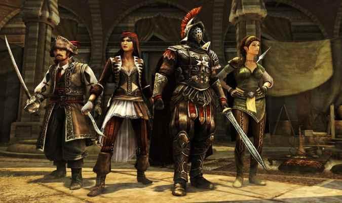 Assassin's Creed: Revelations DLC Coming December