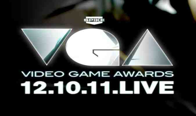 Spike 2011 Video Game Awards Nominees 2