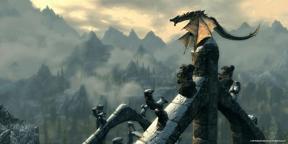 The Elder Scrolls V: Skyrim Japan Trailer