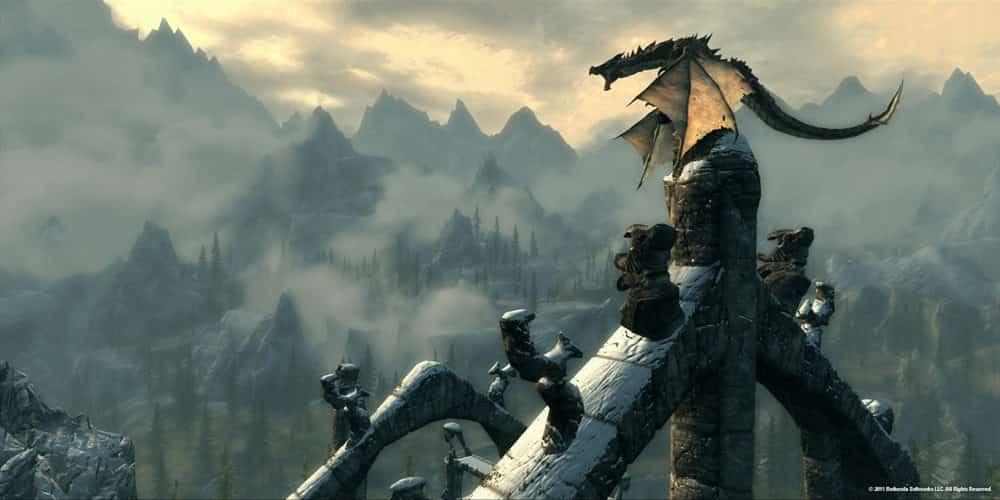 The Elder Scrolls V: Skyrim Japan Trailer