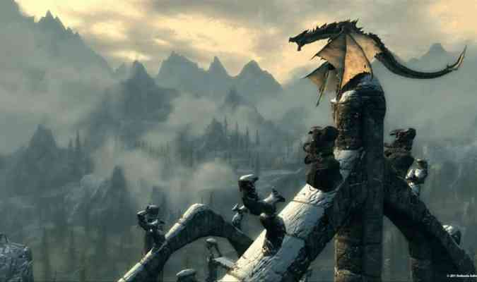 UK Charts: Skyrim Overthrew Modern Warfare 3