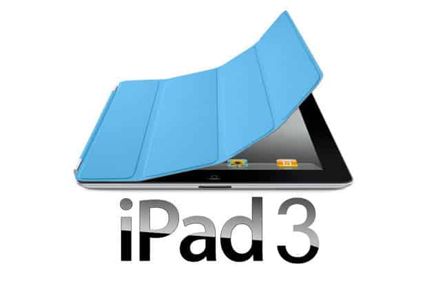 Rumor – iPad 3 & iPad 4 In 2012