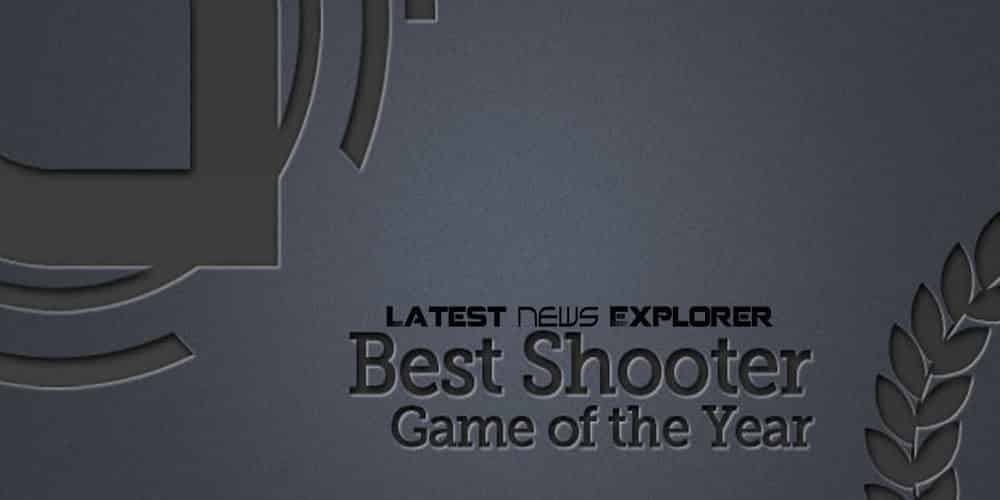 Best Shooter Game Of 2011