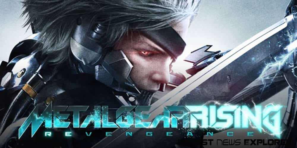 Metal Gear Rising: Revengeance – Raiden's Past Trailer