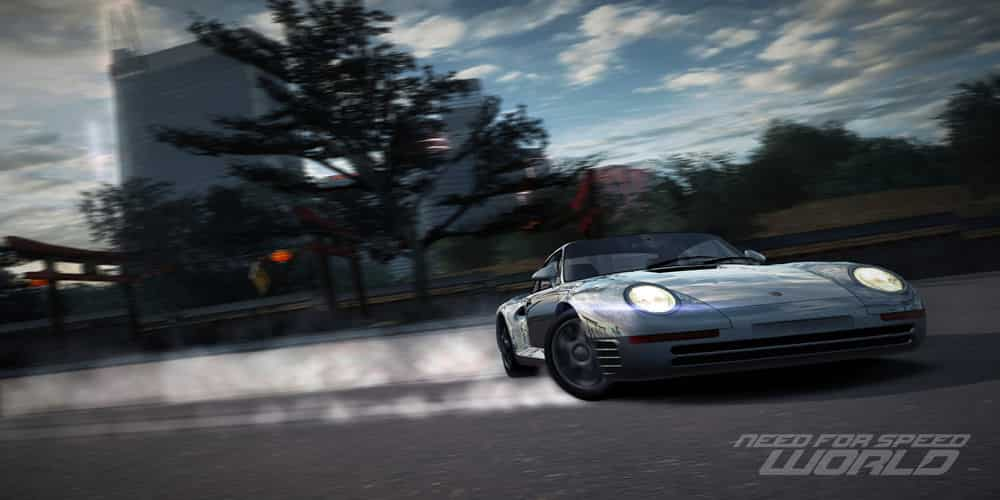 EA Revealed $100 DLC Car In Need for Speed World