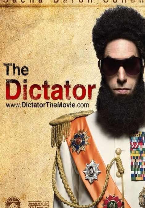 The Dictator – Trailer