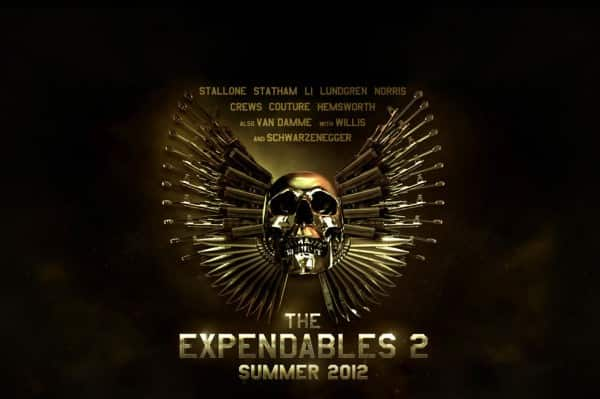 Expendables 2 – Extended TV Spot