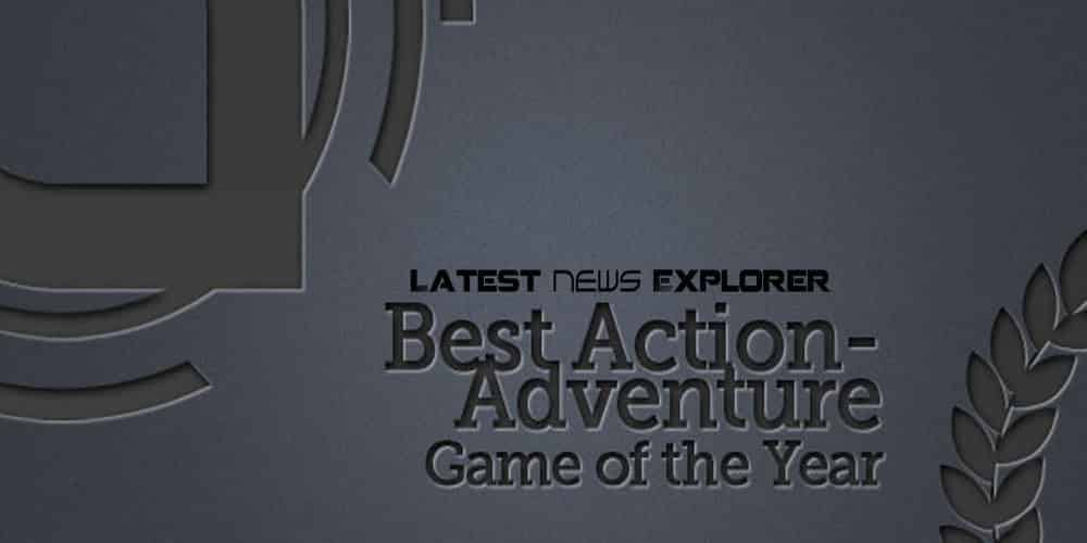 Best Action/Adventure Game Of 2011
