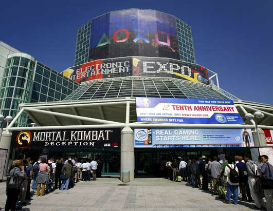 E3 2012 Opens Early Registration
