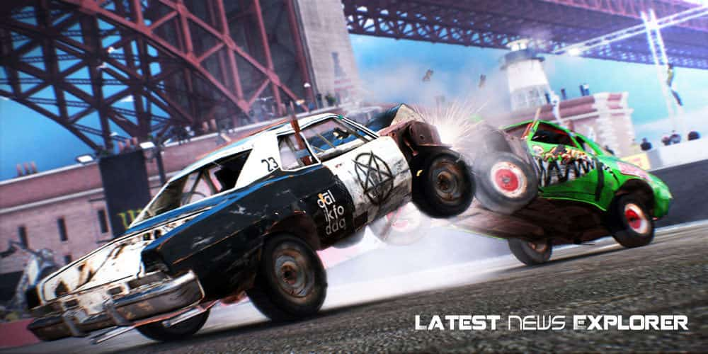 DiRT Showdown – Demo Derby Trailer