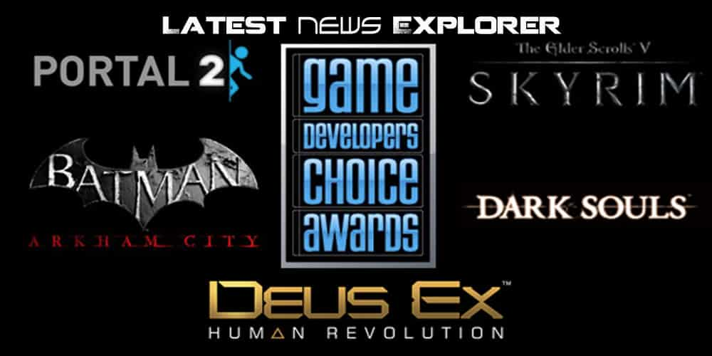 12th Annual Game Developers Choice Awards Nominees Announced