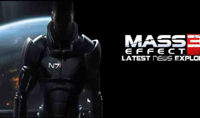 Mass Effect 3 Demo Comes With Free XBL Gold 1