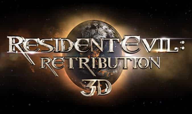 Resident Evil: Retribution 3D – Teaser Trailer