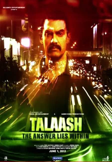 Talaash -Teaser Trailer