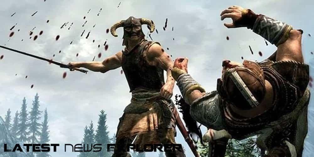 The Elder Scrolls V: Skyrim Special Edition Gameplay Trailer