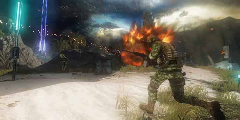 Battleship Video Game Trailer