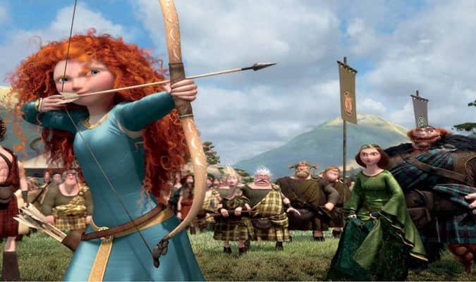 Brave – Meet Merida (Trailer)