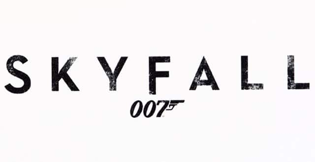 Skyfall – TV Spot