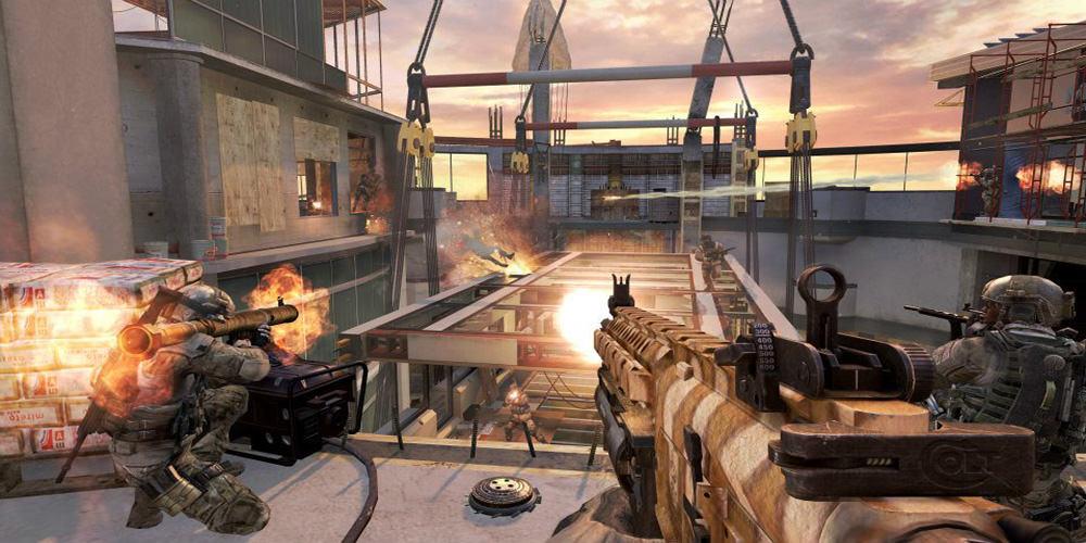 Modern Warfare 3 Overwatch DLC – Trailer