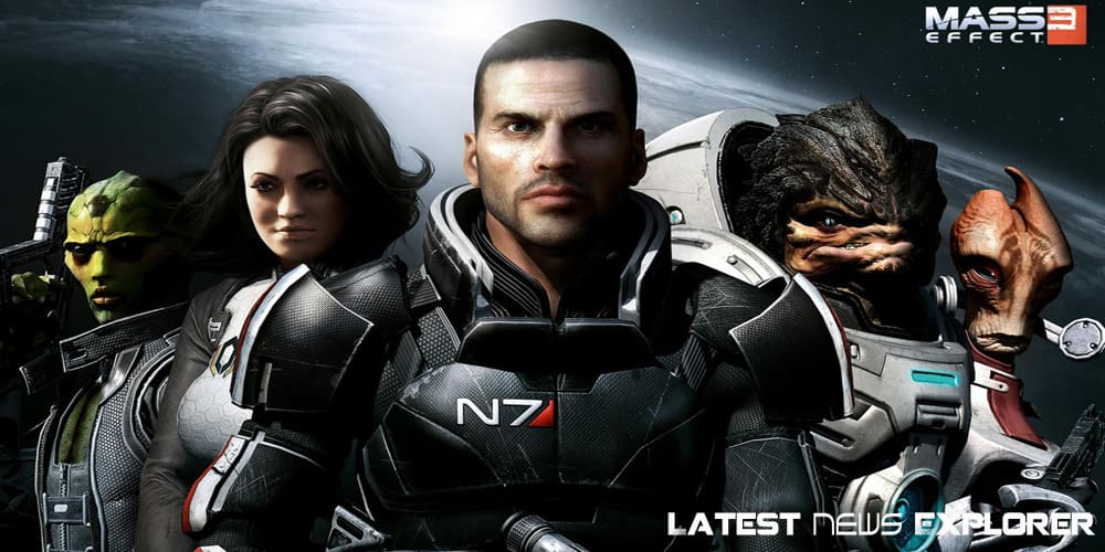 Mass Effect 3 Demo Comes With Free XBL Gold