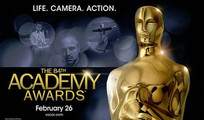 Oscars 2012: Winners List