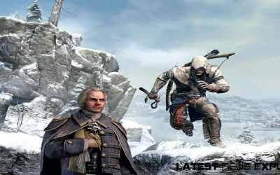 Assassin's Creed III – Connor Trailer