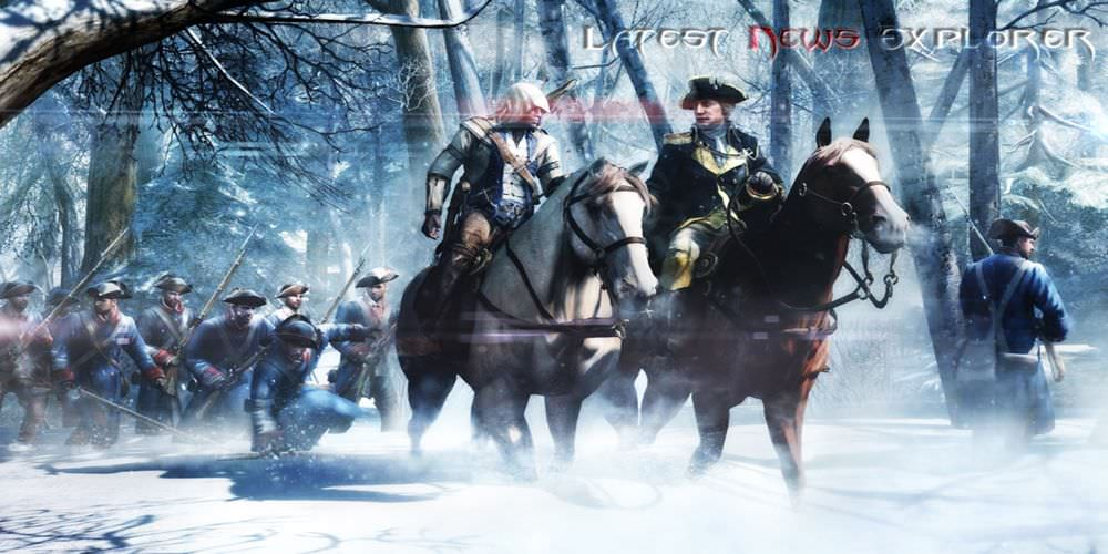Assassin's Creed III: PS3 Exclusive – Benedict Arnold Trailer