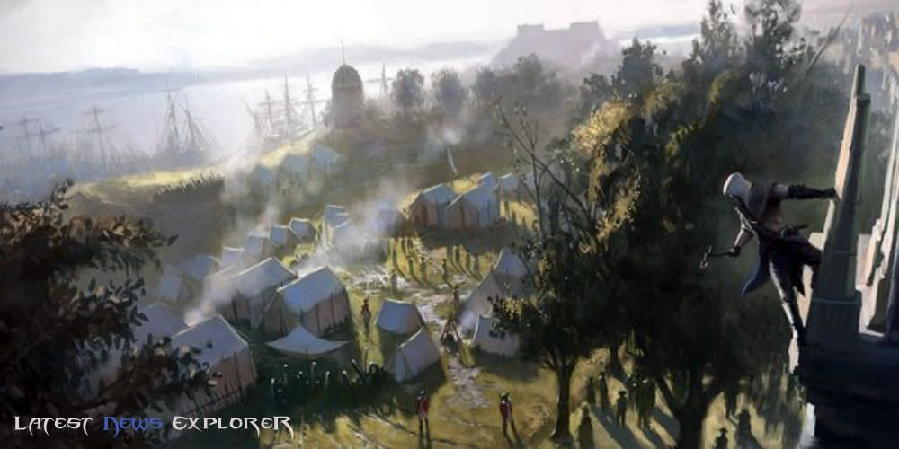 """Assassin's Creed """"Is About Climbing"""", Not Just Buildings"""