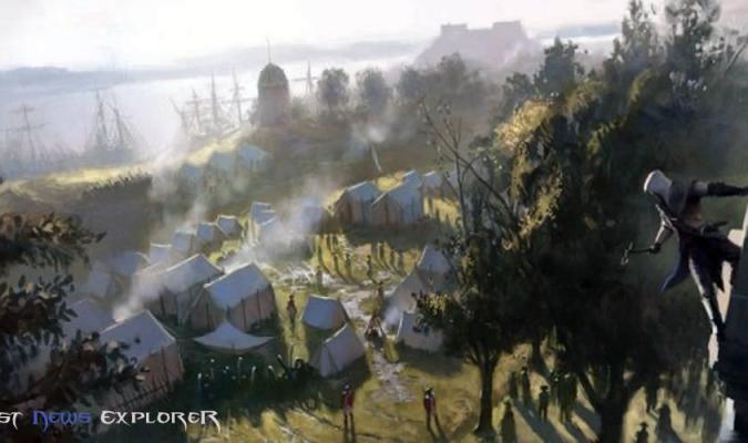 Assassin's Creed III Breaks Ubisoft's Pre-Order Records 1