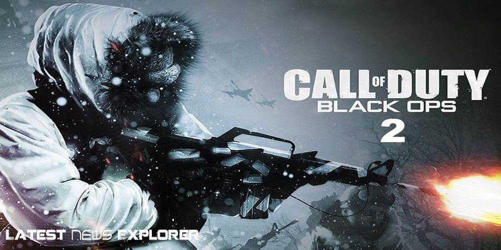 Call of Duty: Black Ops 2 Officially Confirmed, Screens Leaked