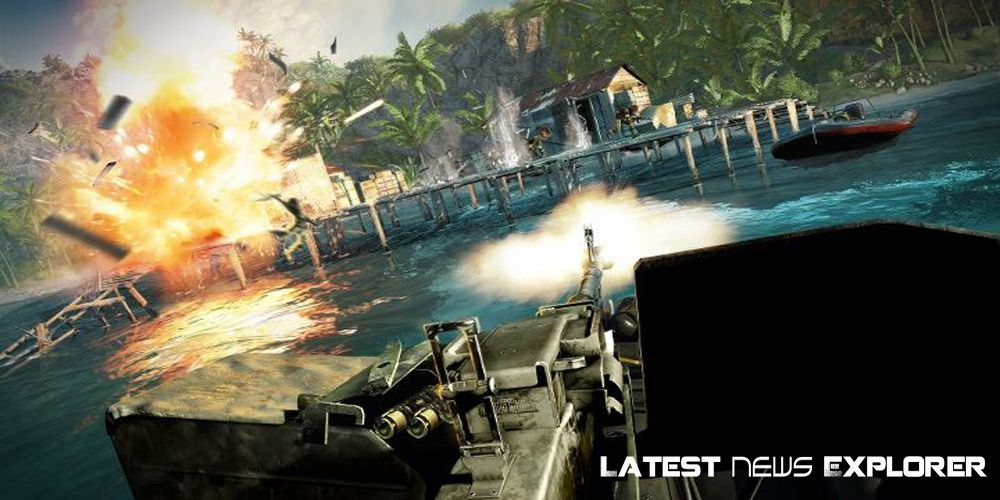 E3 2012: Far Cry 3 – Gameplay Demo