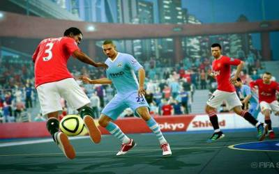 UK Charts: EA Holds Top Four As FIFA Street Claims No.1 Spot