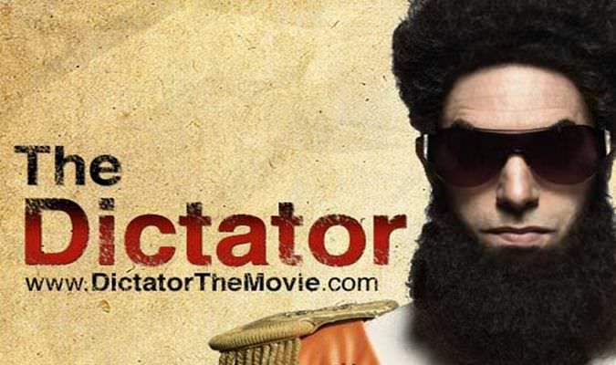 The Dictator – Red Band Trailer