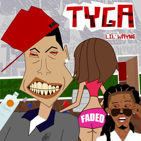 Tyga Feat. Lil Wayne – Faded (Music Video)