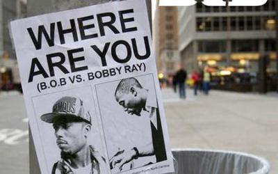 B.o.B – Where Are You (B.o.B vs. Bobby Ray) [Audio]