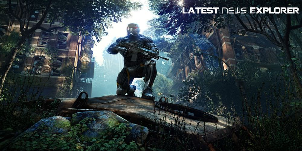 Crysis 3 – 'Suit Up' Launch Trailer