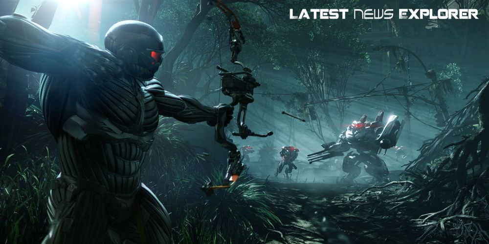 Crysis 3 – Debut Trailer