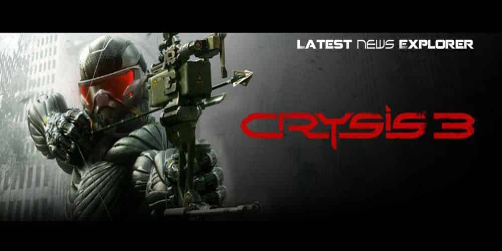 Crysis 3 First Details Unveiled, Official Reveal Next Week