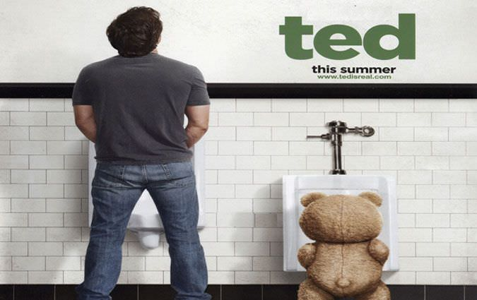 Ted – Restricted Trailer