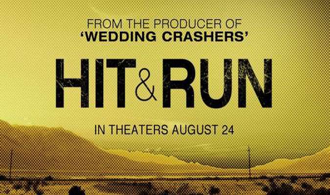 Hit and Run – Trailer