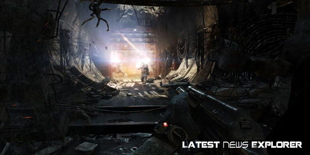 Metro: Last Light – Enter the Metro Short Film