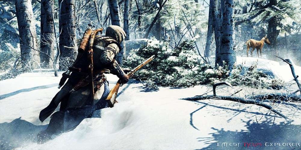 UK Charts: Assassin's Creed III Takes Top Spot