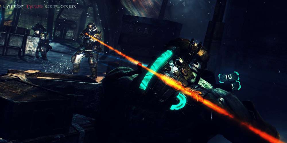 Dead Space 3 – 'Take Down the Terror' Launch Trailer