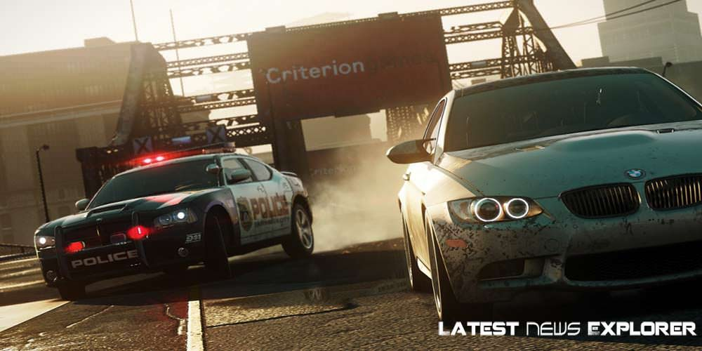 Need for Speed: Most Wanted Exclusive Gameplay Footage From PWNED