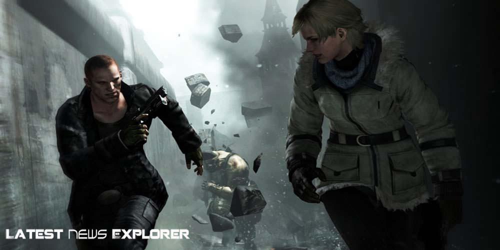 Gamescom 2012: Resident Evil 6 – Jake Gameplay Trailer