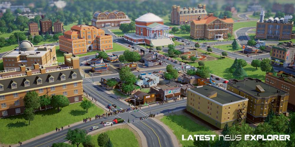 SimCity – Gameplay Strategy Video
